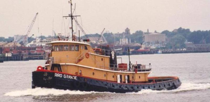 Dunlap Towing Company >> Tugboat Information