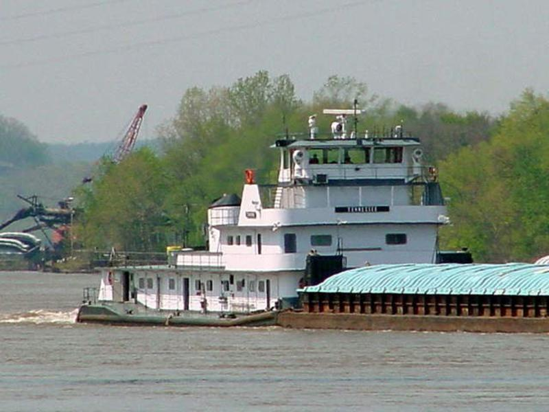 Pictured as: the tennessee (madison coal and supply company) photo courtesy of: auke visser